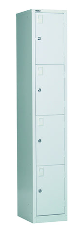 4 Door Locker - Teamwork Office Furniture
