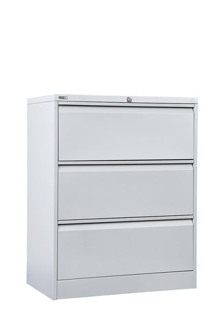 Medium Lateral Filing Cabinet - Teamwork Office Furniture