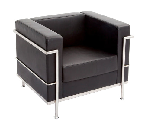 Single Seat Lounge - Teamwork Office Furniture