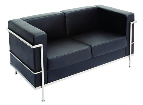 2 Seat Lounge - Teamwork Office Furniture