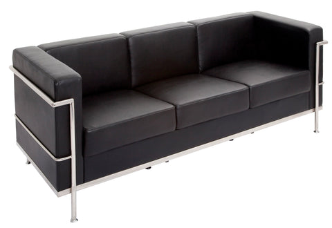 3 Seat Lounge - Teamwork Office Furniture