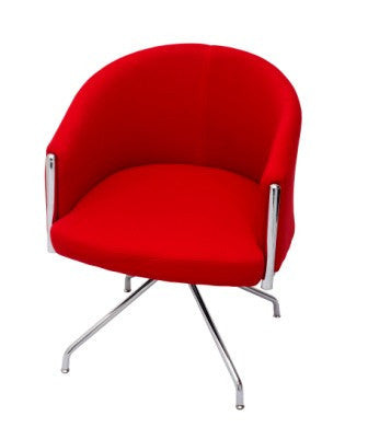 Splash Club Lounge Chair - Teamwork Office Furniture