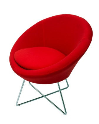 Splash Cone Lounge Chair - Teamwork Office Furniture