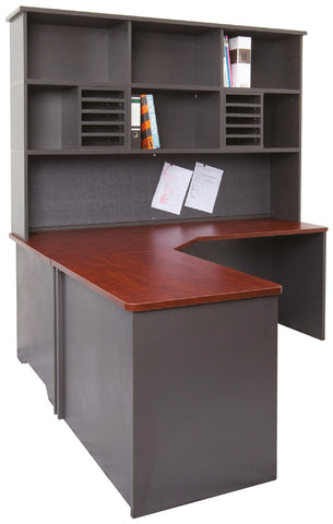 Double Stack Including Base - Teamwork Office Furniture