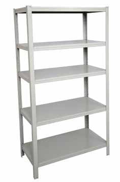 Boltless Shelving Unit - Teamwork Office Furniture