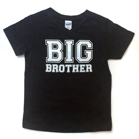 """Big Brother"" - Kid's V-Neck"