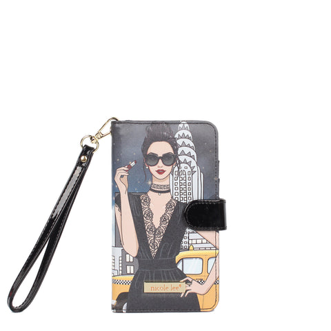 Nicole Lee Costa Rica - HP6502 Estuche Celular Universal Divsha New York with Style