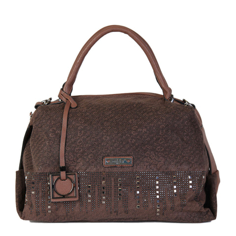 Nicole Lee Costa Rica - NK10407 Canasta Brown Nikky by NL