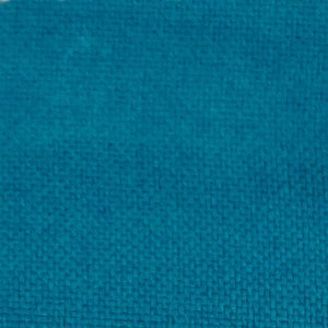 Teal Polyester Poplin Fabric