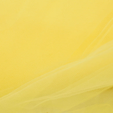 Decorative Dark Yellow Tulle-per yard