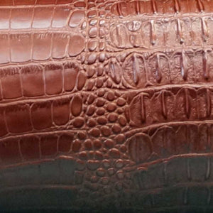 Rust Crocodile Vinyl