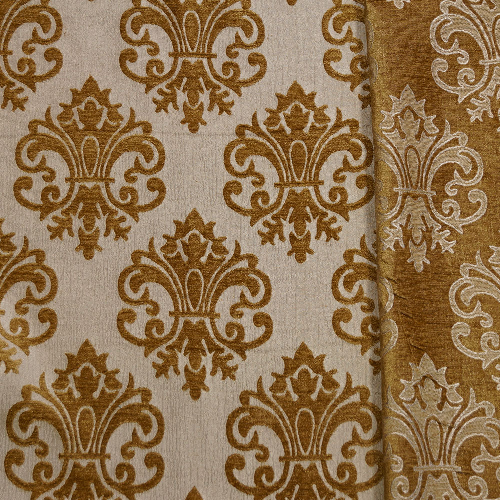 Bright Gold/Tan - Imperial Collection Upholstery Fabric