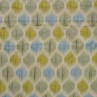 Cool Greens - Motions Collection Upholstery Fabric