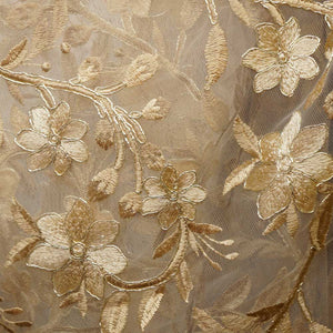 Gold Isabelle Lace Collection