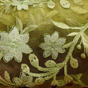 Mint Green Isabelle Lace Collection