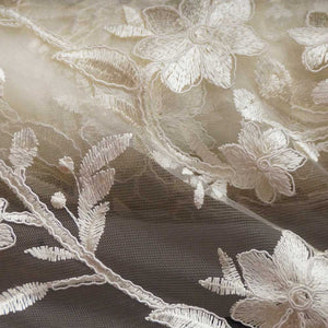 Ivory Isabelle Lace Collection