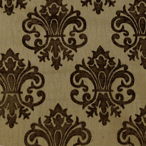 Brown/Tan - Imperial Collection Upholstery Fabric
