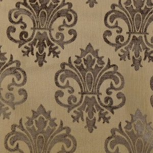 Charcoal Gray/Tan - Imperial Collection Upholstery Fabric
