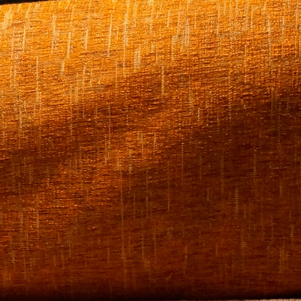 Solid Orange Upholstery Fabric