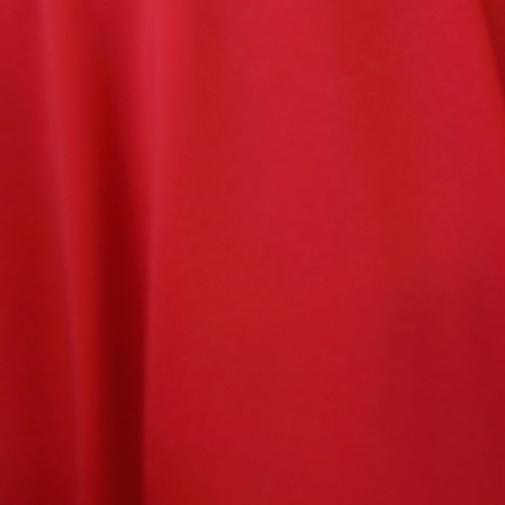 Red Spandex Fabric