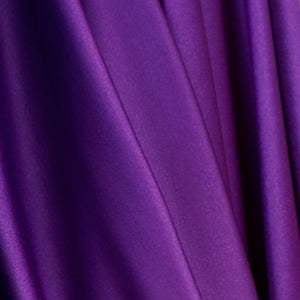 Purple Sparkling Spandex Fabric