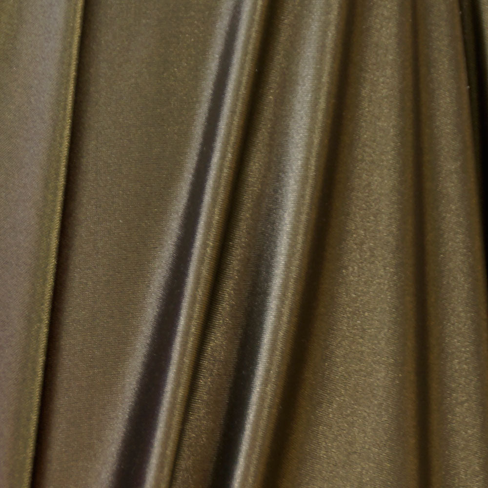 Olive Sparkling Spandex Fabric