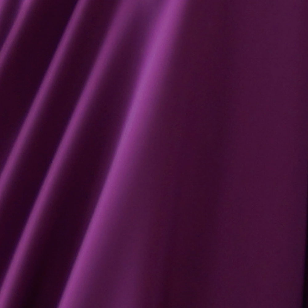 Plum Spandex Fabric