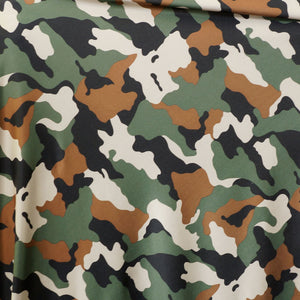 Camouflage Spandex Fabric