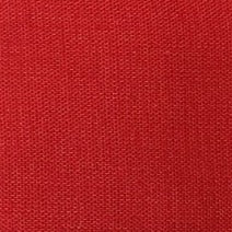 Red Poly/Cotton Broadcloth