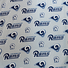 NFL Licensed Los Angeles Rams Fleece Fabric