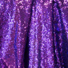 Purple Mini Glitz Sequin