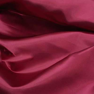 Cranberry Bridal Satin