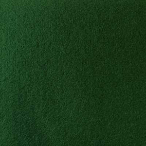 "Hunter Green 72"" Felt"