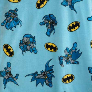 Batman Baby Blue Fleece