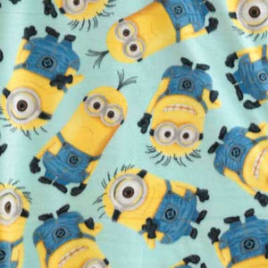 Despicable Me - Minion Baby Blue Fleece