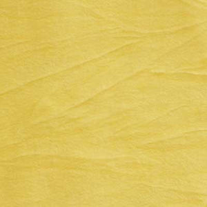 Banana Yellow Solid Fleece
