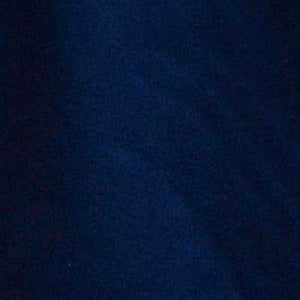 Navy Blue Solid Fleece