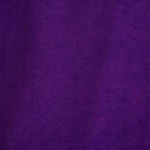 Violet Solid Fleece