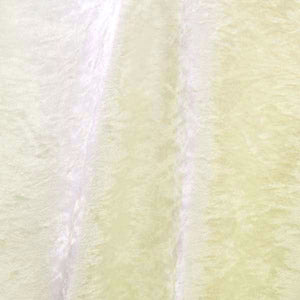 Ivory Crushed Stretch Panne Velvet Fabric