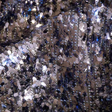 Silver Shingle Sequin