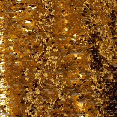 Bright Gold Shingle Sequin
