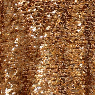 Rose Gold Shingle Sequin