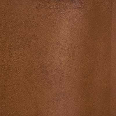 Peat Brown Faux Suede