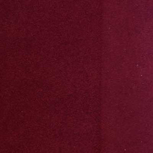 Wine Red Faux Suede