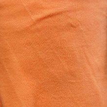 Peach Solid Fleece