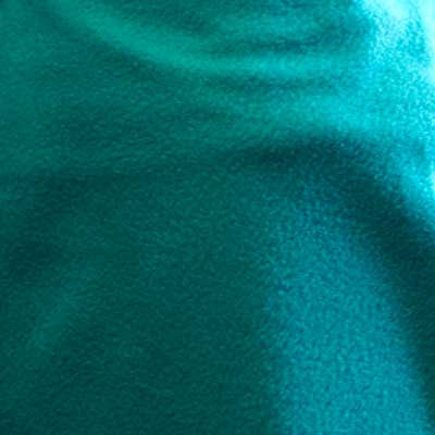 Teal Solid Fleece