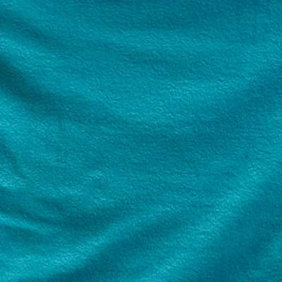 Aquamarine Solid Fleece