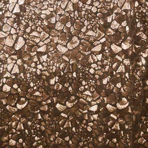 Champagne Leopard Sequin Fabric