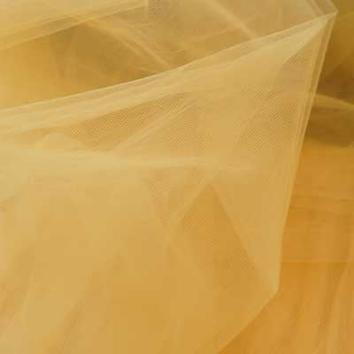 Decorative Yellow Tulle Assorted - 40 yds