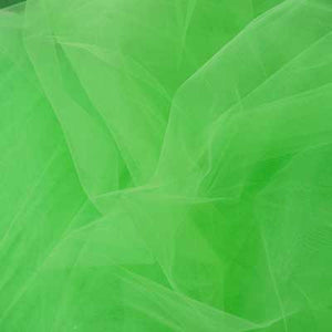 Decorative Green Tulle Assorted - 40 yds